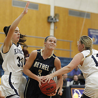 Women's Basketball: Carleton College Knights vs. Bethel University (Minnesota) Royals