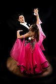 Ballroom Dancing Photoshoot