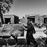 Il villaggio di Bala Morghab