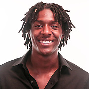 Allstate track & field athlete Malachi Davis pose for a photo Monday, June 05, 2017, at Padua Academy in Wilmington.