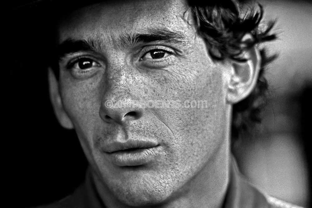 The &quot;50+&quot;book is a collection of photographs taken of Ayrton Senna during the Formula One seasons 1987, 1988 and 1989. It also includes images of Alain Prost, Damon Hill, Gerhard Berger and Nigel Mansell.<br />