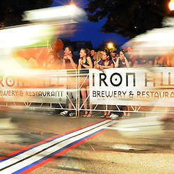 Thousands of specators took to the streets of West Chester, to watch the Iron Hill Twilight Criterium Pro Men's race. TK4