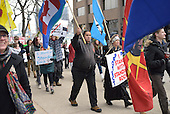 "CANADA, Windsor: Supporting ""Standing Rock"" Rally and March"