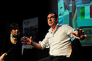 'Take Back Our World' Conference.<br /> Launch of the 'Global Justice Now' group, formally the 'World Development Movement'.<br /> 'Why it keeps kicking off everywhere' session<br /> Paul Mason, journalist and economics editor for Channel 4 News and author.