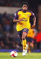 Alexandra Song.( Arsenal ). West Ham United Vs Arsenal at Upton Park Barclays Premiership. 26/10/2008. Credit Colorsport / Kieran Galvin