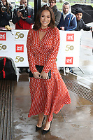 Vicky Pattison, The TRIC Awards 50th Anniversary 2019, The Grosvenor House Hotel, London, UK, 12 March 2019, Photo by Richard Goldschmidt