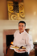 Chef Kris Utz,Black Walnut Inn & Vineyards,Dundee Hills,Winery near Dundee,Wine Country,Oregon,USA.(release nr. 0009,0144,)