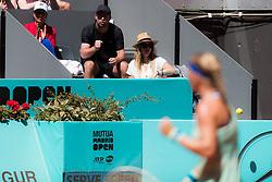 May 6, 2019 - Madrid, MADRID, SPAIN - Raemon Sluiter at the 2019 Mutua Madrid Open WTA Premier Mandatory tennis tournament (Credit Image: © AFP7 via ZUMA Wire)