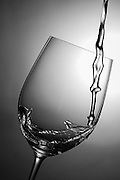 I was setting up a shot of a wine pour and experimenting with my camera settings. Using water is a smart choice for testing, colorless, but this was a cool capture nonetheless.