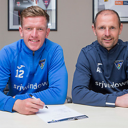 Lee Ashcroft signs for Dunfermline | East End Park | 4 May 2017