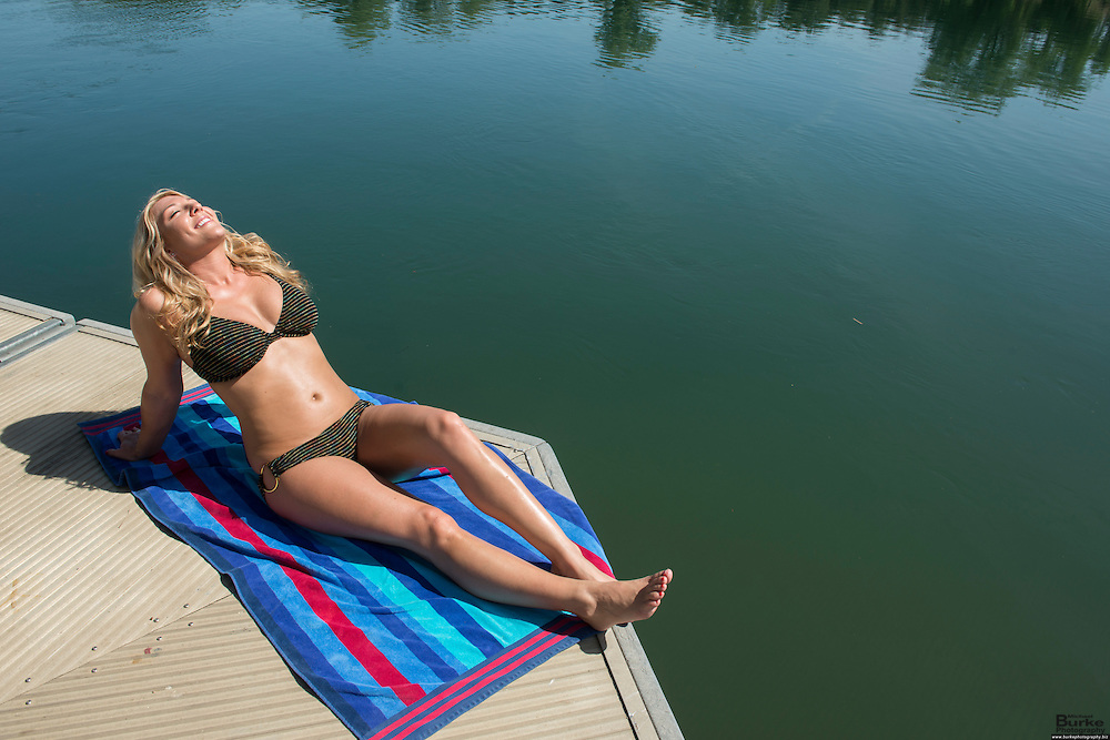 Summer months lead to great times on the Sacramento River in Redding, California.