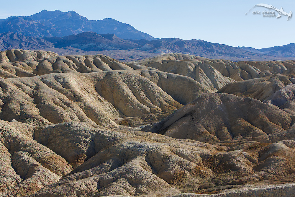 20 Mule Team Canyon, Death Valley, California