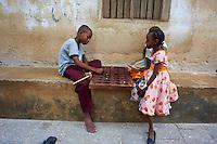 Tanzanie, archipel de Zanzibar, ile de Unguja (Zanzibar), ville de Zanzibar, quartier Stone Town classe patrimoine mondial UNESCO // Tanzania, Zanzibar island, Unguja, Stone Town, unesco world heritage