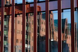 GERMANY HAMBURG 30DEC13 - Modern facades in Hamburg's Hafen City.<br /> <br /> <br /> <br /> jre/Photo by Jiri Rezac<br /> <br /> <br /> <br /> © Jiri Rezac 2013