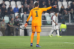 November 7, 2018 - Turin, Piedmont, Italy - Wojciech Szczesny (Juventus FC) during the UEFA Champions League match between Juventus FC and Manchester United FC,  at Allianz Stadium on November 07, 2018 in Turin, Italy..Juventus FC lost 1-2 against Manchester United. (Credit Image: © Massimiliano Ferraro/NurPhoto via ZUMA Press)