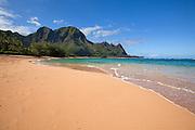 Tunnels Beach, Makua, Haena, Kauai, Hawaii