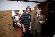 CHARLIE SIMPSON; FIGHTSTAR, Kerrang Awards 2009. Whitbread Brewery. Chiswell st. London. 3 August 2009.