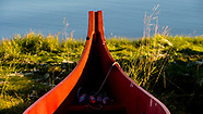 First Nation Canoes