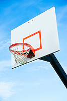 Still life of basketball hoop&#xA;<br />