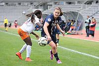 Lindsey Horan  - 20.12.2014 - PSG / Montpellier - 14eme journee de D1<br /> Photo : Andre Ferreira / Icon Sport