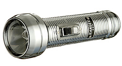Silver Ranger flash light