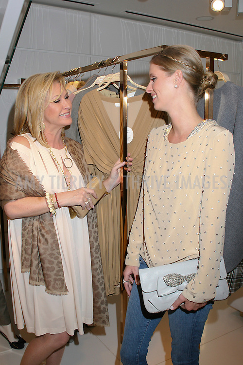 Kathy Hilton, Nicky Hilton