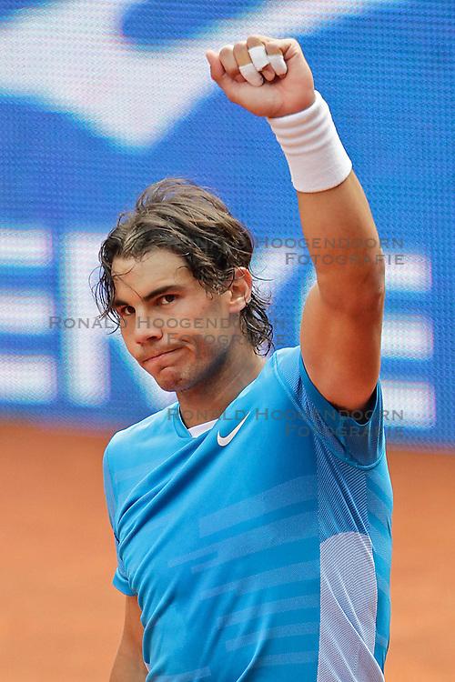 14-05-2010 TENNIS: ATP MADRID OPEN: MADRID<br /> Rafael Nadal ESP<br /> &copy;2010- FRH nph / Cesar Cebolla
