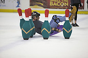 KELOWNA, CANADA - MARCH 07:  Capital News at the Kelowna Rockets game on March 07, 2018 at Prospera Place in Kelowna, British Columbia, Canada.  (Photo By Cindy Rogers/Nyasa Photography,  *** Local Caption ***