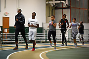 20171112 Team Steve. Inaugural Speed and Hurdle camp at JDL Fast Track in Winston Salem, NC. November 11-12, 2017, 9am-4pm.<br /> Coaches Steve McGill, Hector Cotto, and Jenna Pepe.<br /> For Sprinters and Hurdlers ages of ALL Ages<br /> &copy; Laura Mueller <br /> www.lauramuellerphotography.com