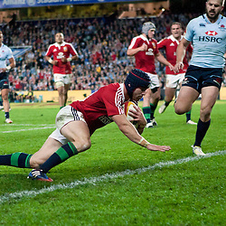 British and Irish Lions v NSW Waratahs |  International Rugby | 15 June 2013