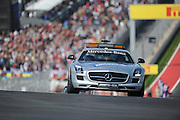 Nov 15-18, 2012: FIA safety car..© Jamey Price/XPB.cc