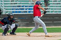 KELOWNA, BC - JULY 16:   at Elks Stadium on July 16, 2019 in Kelowna, Canada. (Photo by Marissa Baecker/Shoot the Breeze)