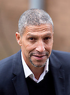 Brighton and Hove Albion manager Chris Hughton arrives at the stadium before the Sky Bet Championship match at Turf Moor, Burnley<br /> Picture by Russell Hart/Focus Images Ltd 07791 688 420<br /> 22/11/2015