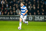 Queens Park Rangers forward Ryan Manning (14) during the The FA Cup match between Queens Park Rangers and Sheffield Wednesday at the Kiyan Prince Foundation Stadium, London, England on 24 January 2020.