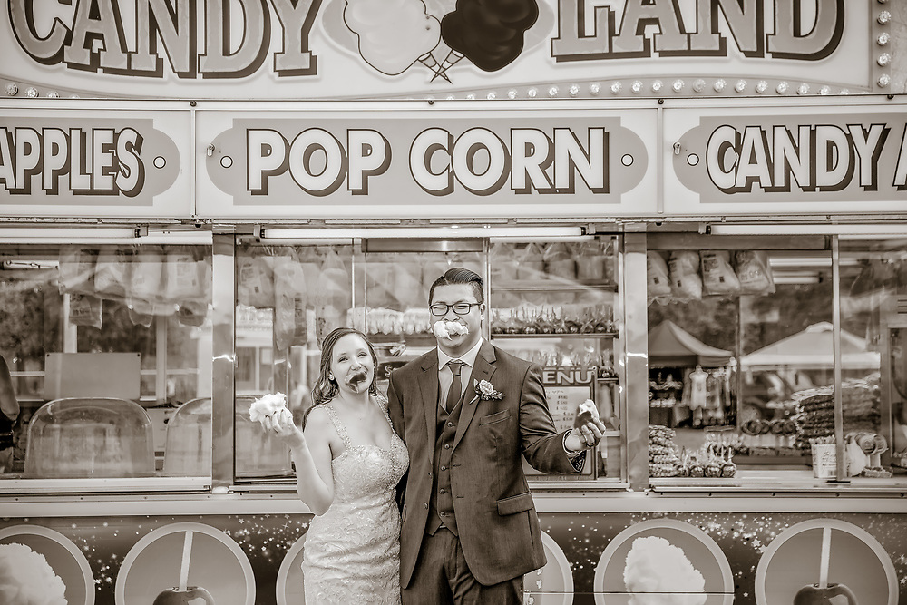 Julie & Kevin, Stormy Cambridge Spring Wedding