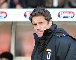 Grimsby's Chris Doig, assistant manager - Photo mandatory by-line: Neil Brookman/JMP - Mobile: 07966 386802 - 14/02/2015 - SPORT - Football - Cleethorpes - Blundell Park - Grimsby Town v Bristol Rovers - Vanarama Football Conference