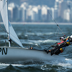 2016 RIO Olympic Sailing Final Day