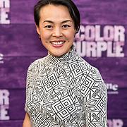 NLD/Amsterdam/20180416 - Koningin Maxima aanwezig bij de première van The Color Purple, Lavinia Meijer
