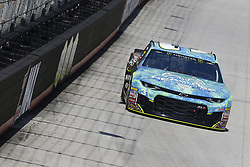 April 13, 2018 - Bristol, Tennessee, United States of America - April 13, 2018 - Bristol, Tennessee, USA: Austin Dillon (3) bring his racecar down the backstretch during opening practice for the Food City 500 at Bristol Motor Speedway in Bristol, Tennessee. (Credit Image: © Chris Owens Asp Inc/ASP via ZUMA Wire)