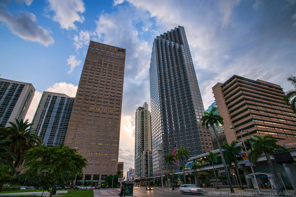 Downtown Miami & Biscayne Boulevard