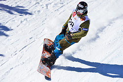 World Cup Banked Slalom, VOS Chris, NED at the 2016 IPC Snowboard Europa Cup Finals and World Cup