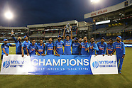 Cricket - West Indies v India 3rd ODI at Queens Park Oval 14th Aug 2019
