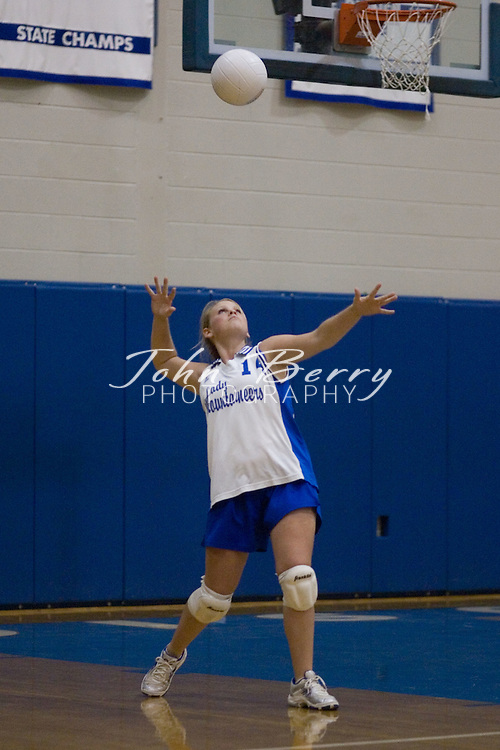 MCHS JV Volleyball..Madison (2) vs George Mason (0)..October 6, 2005