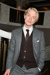 FREDDIE FOX at the Old Vic 24 Hour Plays Celebrity Gala held at the Rosewood Hotel, 252 High Holborn, London on 24th November 2013.