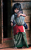 Lao child portraits.