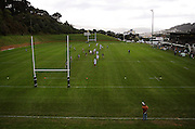 A general view of Rugby League Park.<br /> All Blacks Training Session at Rugby League Park, Newtown, Wellington. Tuesday 3 June 2008. Photo: Dave Lintott/PHOTOSPORT