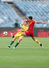 Australia v China - 26 Nov 2017