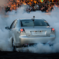 Shot at the Perth Motorplex's Badass Burnouts