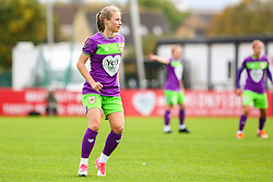 Juliette Kemppi of Bristol City - Mandatory by-line: Ryan Hiscott/JMP - 14/10/2018 - FOOTBALL - Stoke Gifford Stadium - Bristol, England - Bristol City Women v Birmingham City Women - FA Women's Super League 1