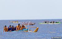 Queen Liliuokalani Canoe Race 110903